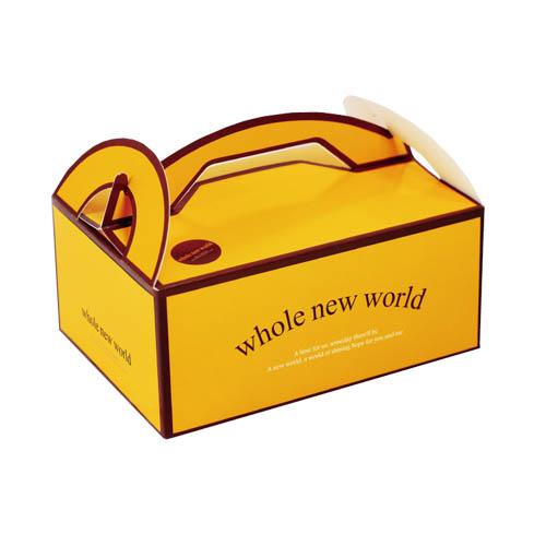 手提餐盒/6吋/尼克