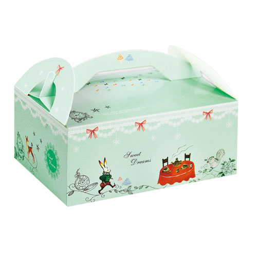 手提餐盒/4吋/迪諾
