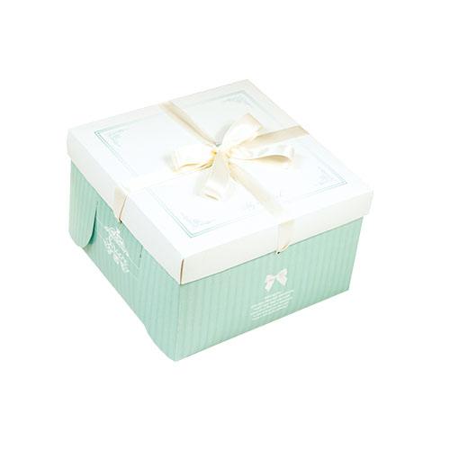 精緻蛋糕盒/12吋/喬安娜(綠)