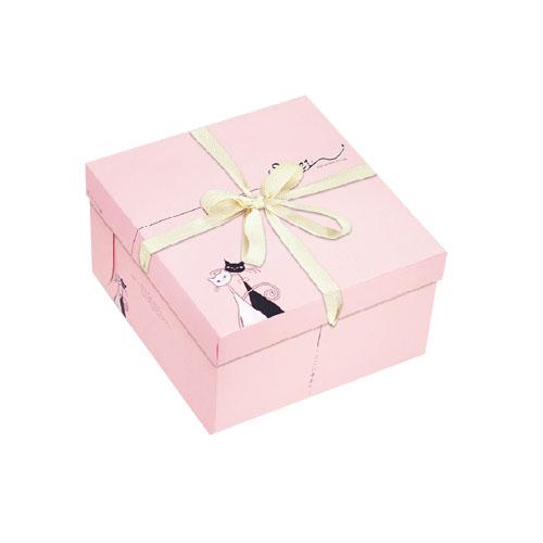 精緻蛋糕盒/8吋/凱蒂思(粉)