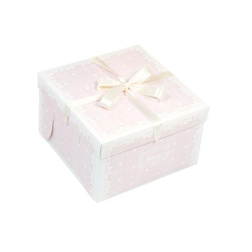精緻蛋糕盒/10吋/雅妮絲(粉)