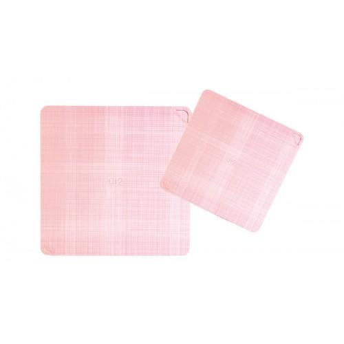 粉紅方襯/8吋