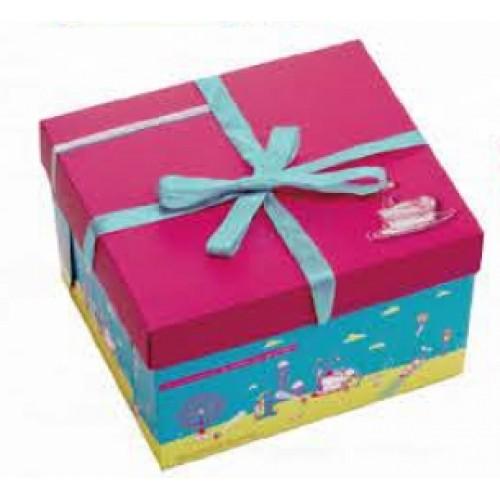 精緻蛋糕盒/8吋/奧維斯