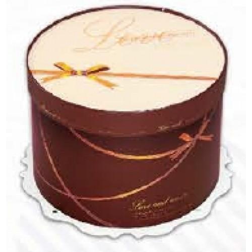 圓形蛋糕盒/10吋/貝里斯