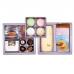 法式西點禮盒/4入盒-大/香檳紫