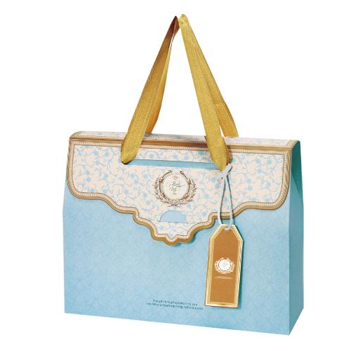 造型提盒/(大)/麗芙系列/粉藍色