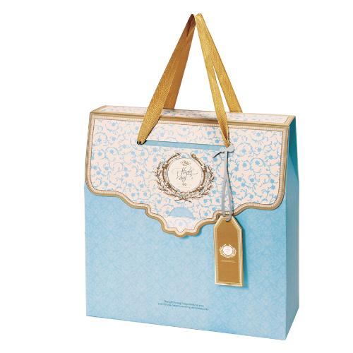 造型提盒/(小)/麗芙系列/粉藍色