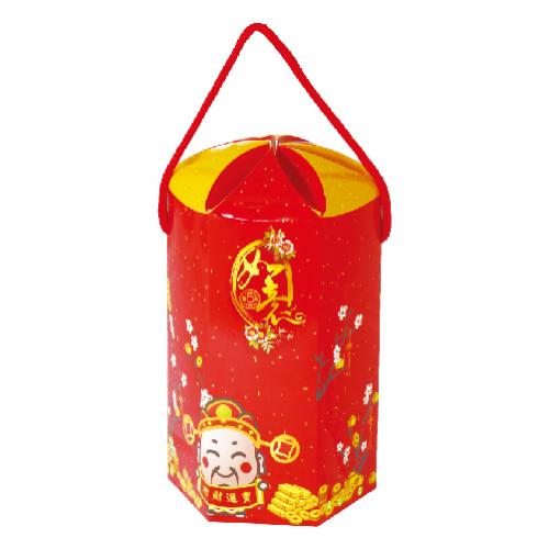 六角禮盒/一斤(大)/迎財神