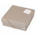 6吋西點禮盒/6吋(高)/ 奧德莉(金)