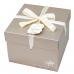 8吋西點雙層禮盒/8吋/ 奧德莉(金)