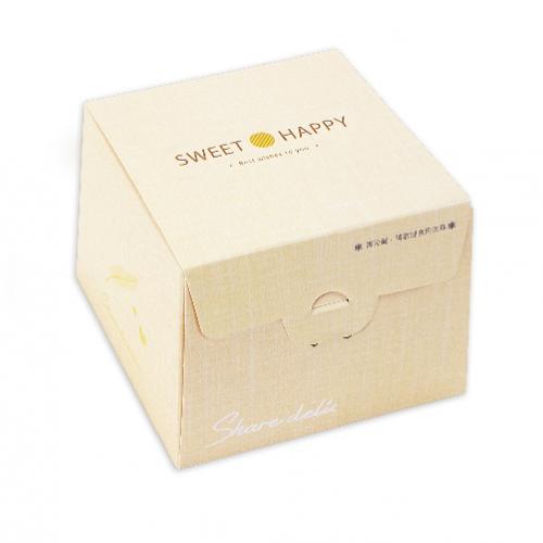 1入2入切片盒/1入/小香風 - 香檳黃