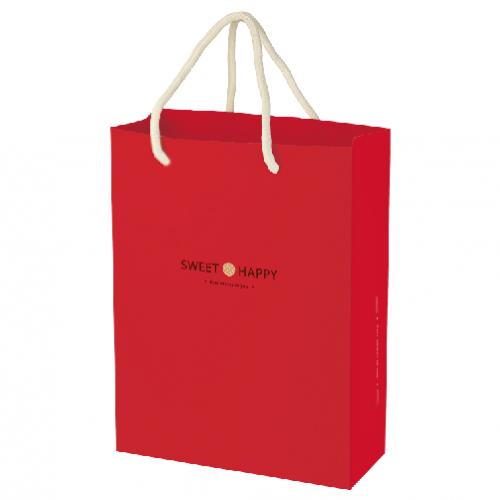 甜馨盒系列/甜馨盒1入手提袋 - 紅