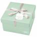 8吋西點雙層禮盒/8吋/ 奧德莉(綠)