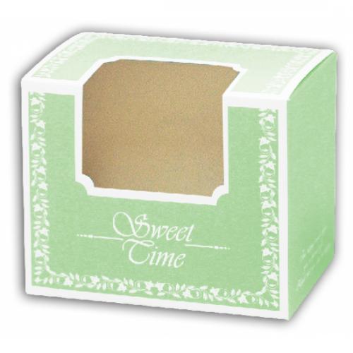甜蜜餅乾盒系列/粉綠色