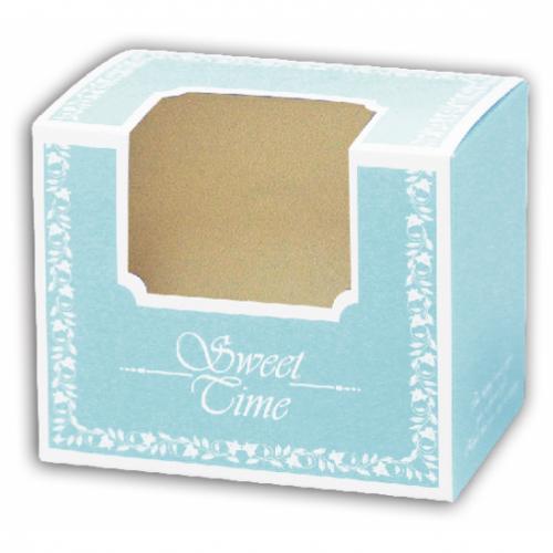 甜蜜餅乾盒系列/粉藍色