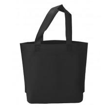 不織布環保袋/不織布手提袋/雙面印刷(黑色)(500個)