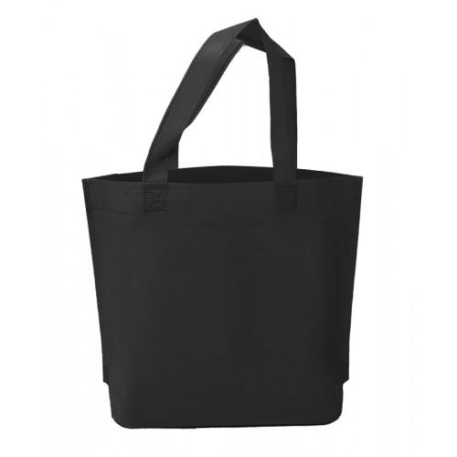 不織布環保手提袋(黑色)