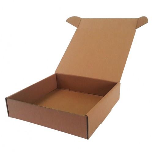 空白瓦楞紙盒_PIZZA盒