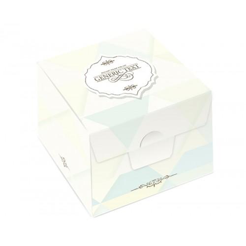 一入切片蛋糕盒