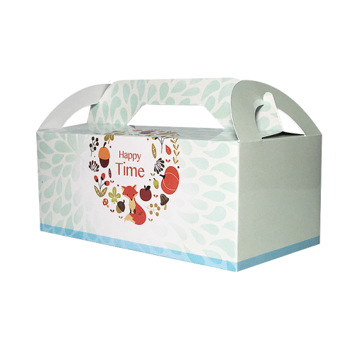 手提餐盒/4吋/手提餐盒/LJ004