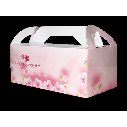 手提餐盒/6吋/手提餐盒/LJ007