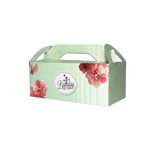 手提餐盒/6吋/手提餐盒/LJ009