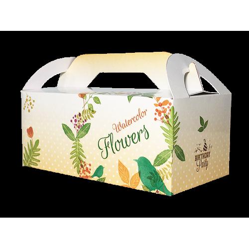 手提餐盒/9吋/手提餐盒/LJ010