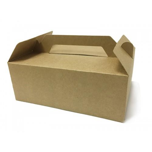 牛皮紙無印盒/LJ_C001