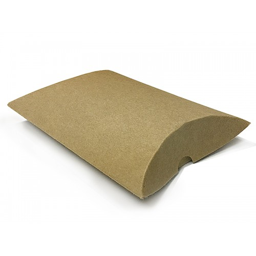 牛皮紙無印盒/手提盒送貼紙/LJ_C006