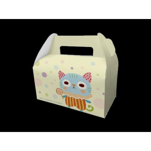 手提餐盒/5吋/手提餐盒/LJ - plo005