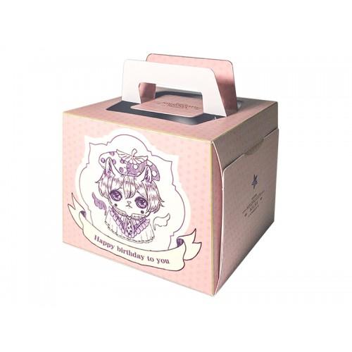 4吋小蛋糕盒 - 6吋盒(601)