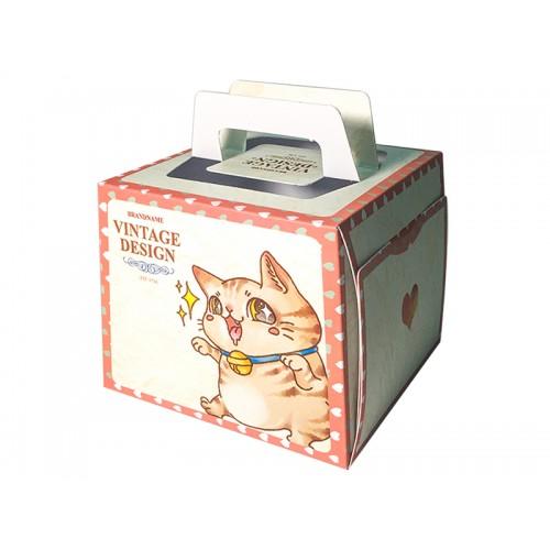 4吋小蛋糕盒 - 6吋盒(603)