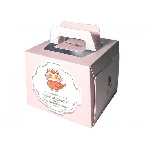 4吋小蛋糕盒 - 6吋盒(605)