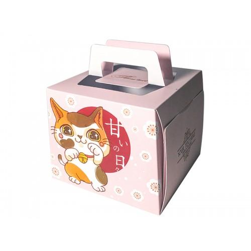 4吋小蛋糕盒 - 6吋盒(606)