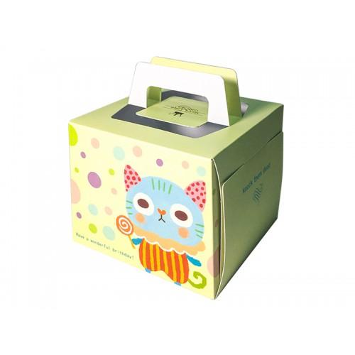 4吋小蛋糕盒 - 6吋盒(607)