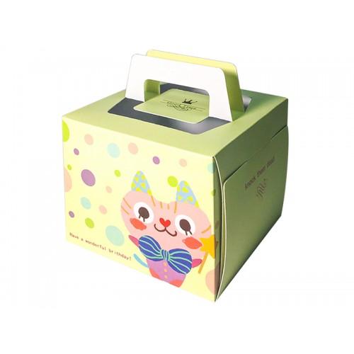 4吋小蛋糕盒 - 6吋盒(608)