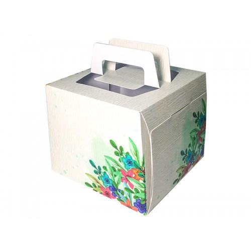 4吋小蛋糕盒 - 6吋盒(616)