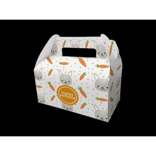 手提餐盒/9吋/手提餐盒/LJ - plo003