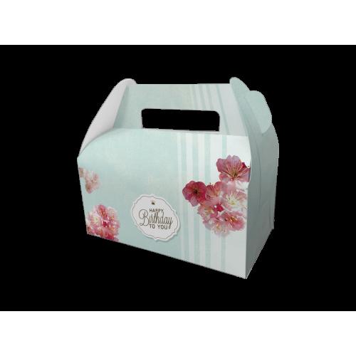 手提餐盒/9吋/手提餐盒/LJ - plo001