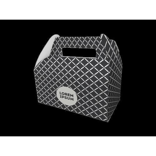 手提餐盒/5吋/手提餐盒/LJ - plo004