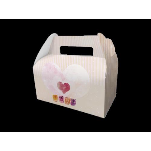 手提餐盒/6吋/手提餐盒/LJ - plo010