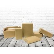 牛皮紙無印刷盒   公版紙盒 (18)