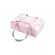 12入上掀式手提禮盒(400個)/伊蓮娜/粉色
