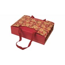 12入上掀式手提禮盒(400個)/花漾