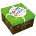 精緻蛋糕盒/10吋/ 繽紛公園(綠)