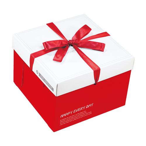 精緻蛋糕盒/10吋/ 薇娜絲(紅)
