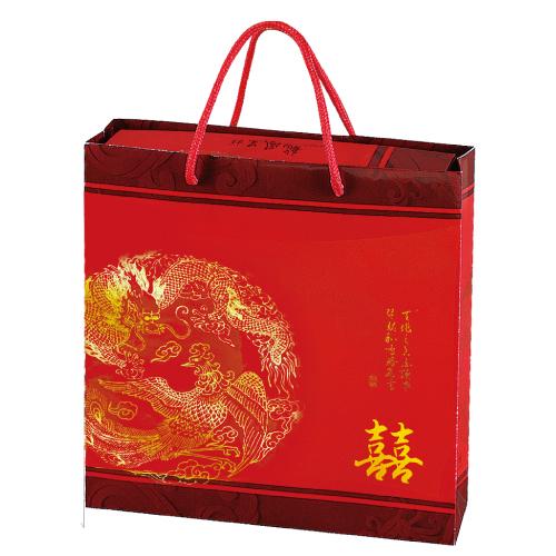 三斤提袋/龍鳳呈祥