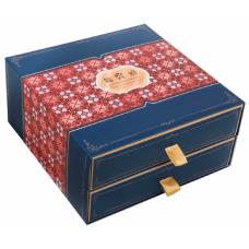 抽屜式雙層禮盒/儷禧(200個)