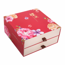 抽屜式雙層禮盒/禮綻(200個)