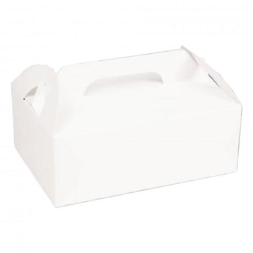 手提餐盒/9吋/素雅